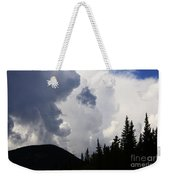 Big Sky Big Weather Weekender Tote Bag