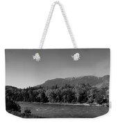 Big Sky Country Montana Bw Weekender Tote Bag