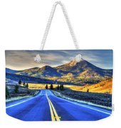 Big Sky Weekender Tote Bag