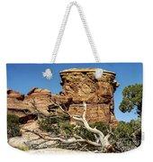 Big Spring Canyon Overlook Weekender Tote Bag