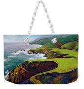 Big Sur 2 Weekender Tote Bag