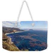 Big Sur Beauty Weekender Tote Bag