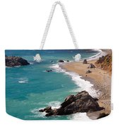 Big Sur Coast Weekender Tote Bag