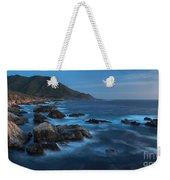 Big Sur Coastline Weekender Tote Bag by Mike Reid