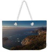 Big Sur Headlands Weekender Tote Bag