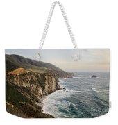 Big Sur Weekender Tote Bag by Heather Applegate
