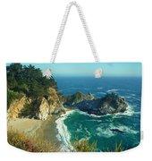 Big Sur Little Cove Weekender Tote Bag