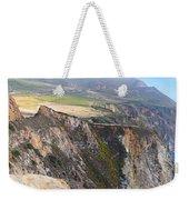Big Sur Panorama Weekender Tote Bag