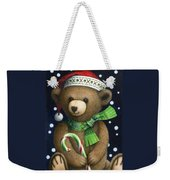 Big Teddy Weekender Tote Bag