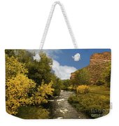 Big Thompson River 2 Weekender Tote Bag