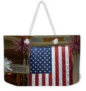 Big Usa Flag 1 Weekender Tote Bag