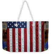 Big Usa Flag 2 Weekender Tote Bag