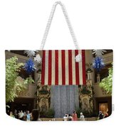 Big Usa Flag 3 Weekender Tote Bag