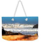 Big Wave Weekender Tote Bag