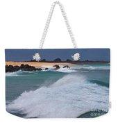 Big Wave Waterscape  Weekender Tote Bag