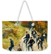 Big Wheel Bicycles Weekender Tote Bag