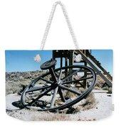 Big Wheel Bodie Weekender Tote Bag