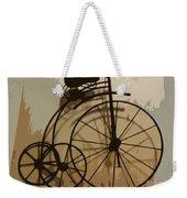 Big Wheel Trike Weekender Tote Bag