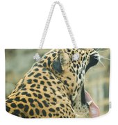 Big Yawn Weekender Tote Bag