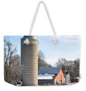 Bigger Than The Barn Weekender Tote Bag