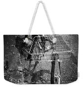 Bike Ride Friend  Weekender Tote Bag