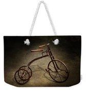 Bike - The Tricycle  Weekender Tote Bag by Mike Savad