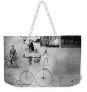 Bikezz Weekender Tote Bag