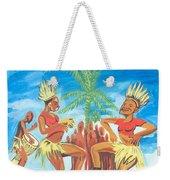 Bikutsi Dance 3 From Cameroon Weekender Tote Bag