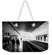 Bilbao Train Station Weekender Tote Bag