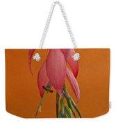 Bilbergia  Windii Blossom Weekender Tote Bag by Heiko Koehrer-Wagner