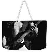 Bill Church On The Bass Weekender Tote Bag