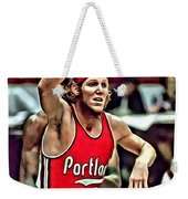 Bill Walton Weekender Tote Bag by Florian Rodarte