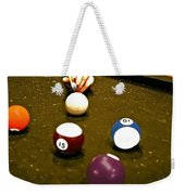 Billiards Art - Your Break -art 8 Weekender Tote Bag