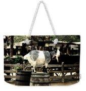 Billy Goat Big Thunder Ranch Frontierland Disneyland Weekender Tote Bag