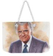 Billy Graham Evangelist Weekender Tote Bag