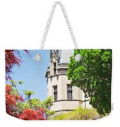 Biltmore And Japanese Maple Trees Weekender Tote Bag