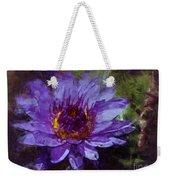 Biltmore Estate Water Lily Garden #2 Weekender Tote Bag