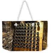 Biltmore Estate Wine Cellar -stored Wine Bottles Weekender Tote Bag