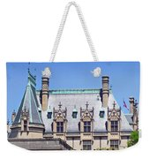 Biltmore House Roof Weekender Tote Bag