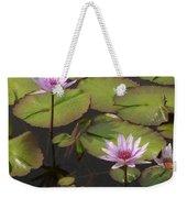 Biltmore Water Lillies Weekender Tote Bag