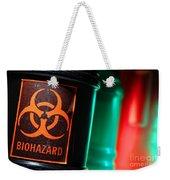 Biohazard Weekender Tote Bag