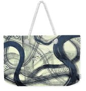 Biological Rhythms Weekender Tote Bag