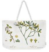 Birch And Mistletoe Weekender Tote Bag