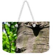 Birch Man Weekender Tote Bag
