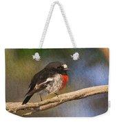 Bird 1 Weekender Tote Bag