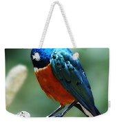 Bird 2 Weekender Tote Bag