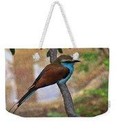 Bird 6 Weekender Tote Bag