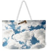 Bird And The Clouds Weekender Tote Bag