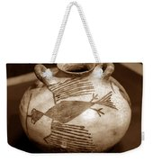 Bird Canteen Weekender Tote Bag