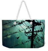 Bird City Weekender Tote Bag